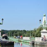Briare - Pont canal Loire à vélo - 23 juillet 2018- OT Terres de Loire et Canaux -