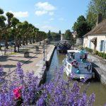Ecluse de la Reinette Canal de Briare - Crédit Photo OT de Montargis et son Agglomération