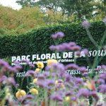 entrée parc floral Julie Danet
