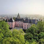 LA VIE EN ROSE - Château de Meung-sur-Loire