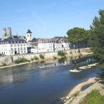 Orléans avec vue Loire - S. BAUDU ADRTL