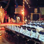 Page 19 photo tables diner spec 009 Crédit Musée du Cirque