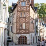 Quartier piétonnier Orléans - A. RUE
