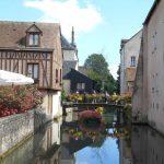Rues sur l'eau Montargis - Crédit OT Montargis